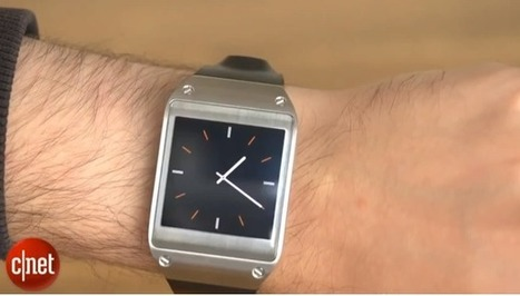 Samsung Galaxy Gear: Are Smartwatches In or Out? Why Wristwatch Experts ... - Jobs & Hire | WatchBeast | Scoop.it