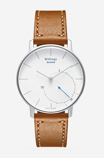 Withings Activité combines hi-end digital tech with classic mechanical fashion | UX-UI-Wearable-Tech for Enhanced Human | Scoop.it
