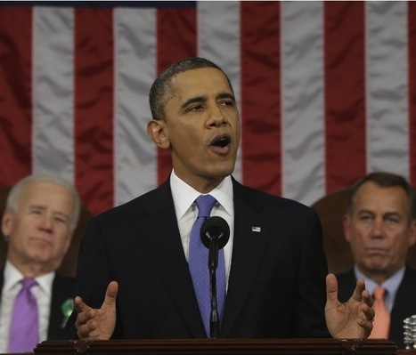 Obama's Toughest Audience in the State of the Union:… - Foreign Policy (blog) | Marketing & Advertising | Scoop.it