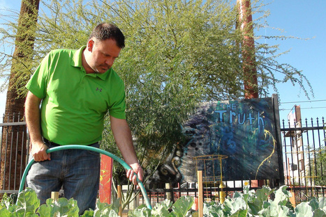 More than veggies growing in community gardens | Tucson Sentinel | CALS in the News | Scoop.it