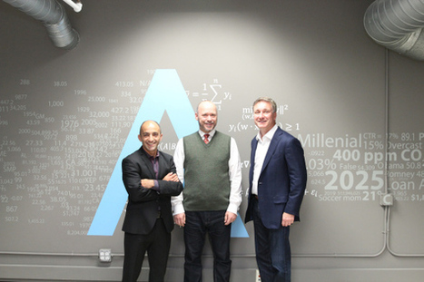 Alpine Data Labs gets $16M to ensure companies 'won't fail' with big data analytics | Daily Magazine | Scoop.it