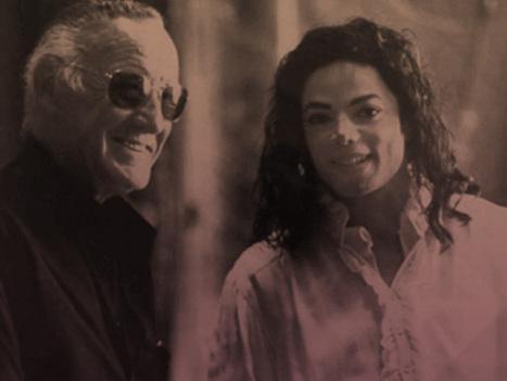 Le lien entre Michael Jackson et Marvel, c'est pas les petits garçons - Le Toaster | Culture Sans Confiture - Anecdotes | Scoop.it