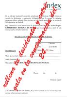 24 de Octubre día de la biblioteca « Blog de Index Murcia | Index Murcia | Scoop.it