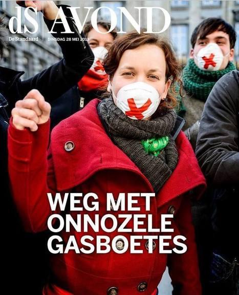 De Standaard Avond cover over gasboetes | MIP | Scoop.it