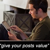 6 Value-Adding Tips: Make Your Content Worth Something   Blog Hands   Buying rap instrumentals online   Scoop.it