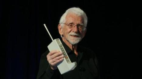 Hace 40 años se realizó la primera llamada desde un celular | tecno4 | Scoop.it