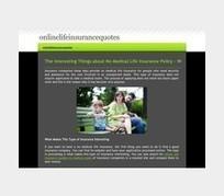 onlinelifeinsurancequotes  - onlinelifeinsurancequotes   insurance   Scoop.it