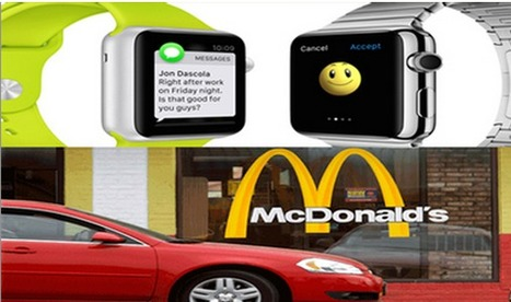 Pay McDonald's in UAE with Apple Watch   Technology in Business Today   Scoop.it