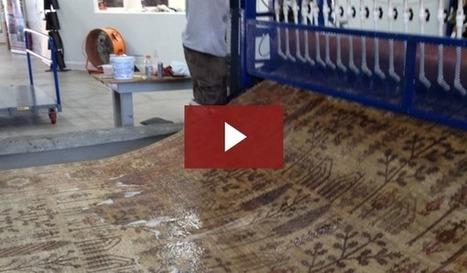 Rug Soft Water Rinse : Oriental, Wool, Indian Rug Cleaning - Jupiter   Rug Cleaning   Scoop.it