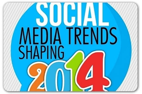 7 social media trends in 2014 | You and Social Media | Scoop.it