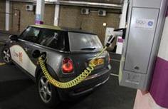 First electric vehicle charge points installed at Games venues | Sustainable Green chemistry | Scoop.it