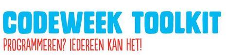 Codeweek toolkit | Medialessen | Scoop.it
