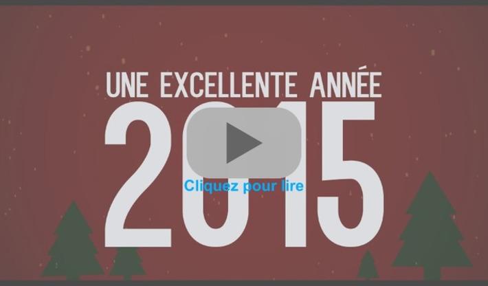 Le CITC vous souhaite une bonne année 2015 et beaucoup de réussite dans vos projets   Internet du Futur   Scoop.it