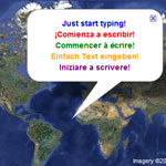 GeoGreeting: The surface of the Earth holds a message for you... | Technology Ideas | Scoop.it