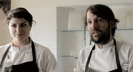 Video Interlude : Watch Noma's René Redzepi Ponder the Beauty of Tortillas | Food & chefs | Scoop.it