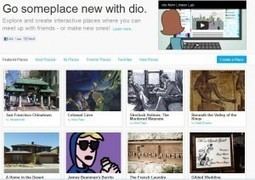 Gamify your Media Through Interactive Storytelling app, dio - GCo | networked media | Scoop.it