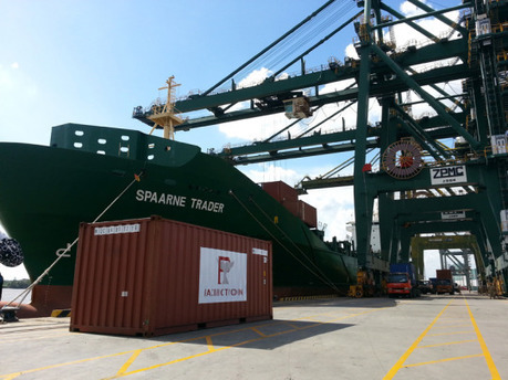 Containers as the Sole Means of Investment and Trade | Pacific Tycoon | Scoop.it
