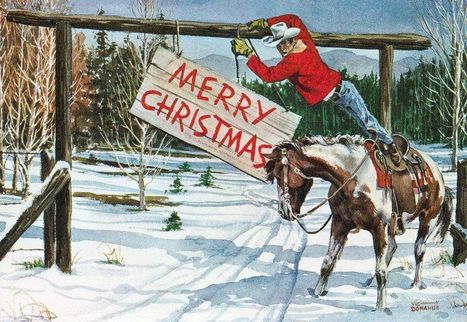 Merry Christmas! | Horse and Rider Awareness | Scoop.it