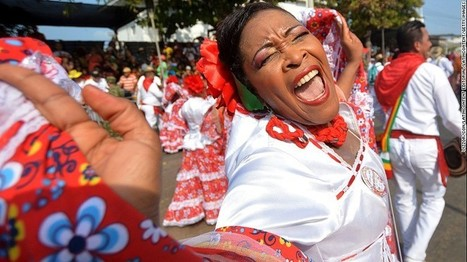 Barranquilla: South America's 'other' carnival - CNN.com | AP HUMAN GEOGRAPHY DIGITAL  STUDY: MIKE BUSARELLO | Scoop.it