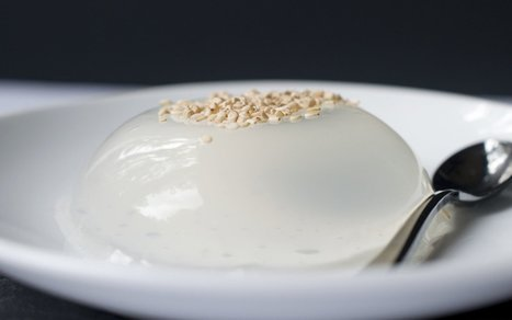 The Raindrop Cake [Vegan, Gluten-Free] | Vegan Food | Scoop.it