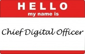Does Your Agency Need A Chief Digital Officer? | CDO - the chief digital officer | Scoop.it