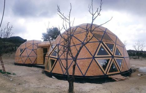Las ventajas de una casa geodésica | Arquitectura, Eficiencia Energética y Certificación Energética | Scoop.it