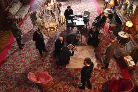 Allemagne 1918 - Le Traité de Versailles - 170 mn - Docu-Fiction - Arte - 2011   documentaires   Scoop.it