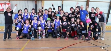 Le Roller Derby dans le Sud de la France ! | Roller Derby en VF | Derby News | Scoop.it