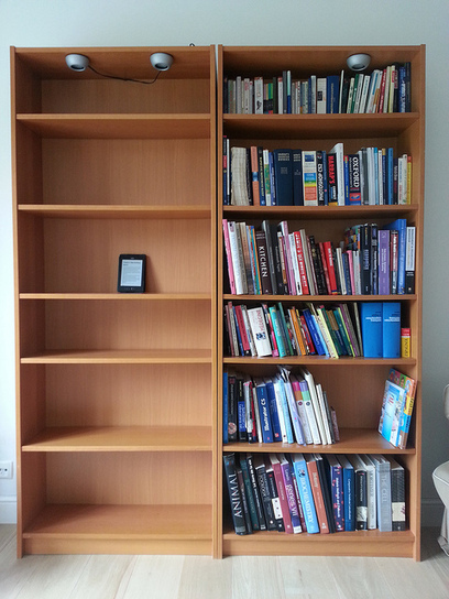 """Europe : appliquer """"la physicalité du livre papier"""" au prêt en bibliothèque   Le petit monde de la doc   Scoop.it"""