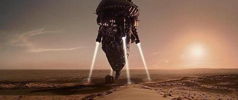 Lionsgate Picks Up The Crashed-Starship Movie Terrestrial | The Business of Movies | Scoop.it
