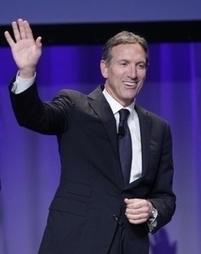 Why I'm Stalking Starbucks CEO Howard Schultz | A2 BUSS4 Leadership | Scoop.it