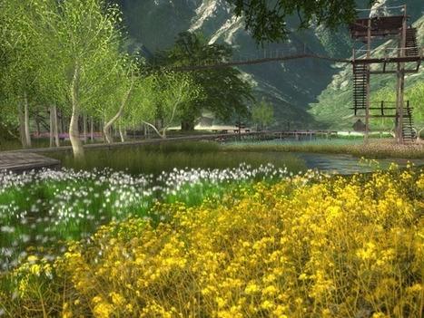 Hakoniwa   Second Life Today   Scoop.it