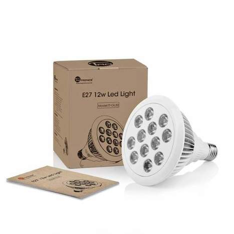 Top 10 Best LED Grow Lights: The Heavy PowerList | The world of LEDs | Scoop.it
