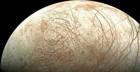 Europa has more water than Earth, but does it have life? | Europa News | Scoop.it