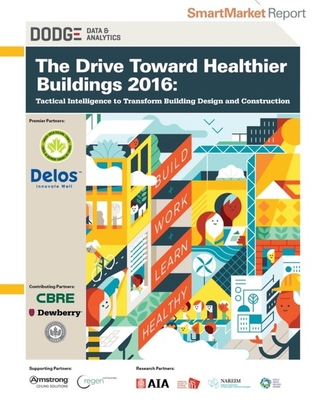 U.S. Building Owners Will Help Drive the Construction Industry to Create Healthier Buildings | Sustainable Real Estate | Scoop.it