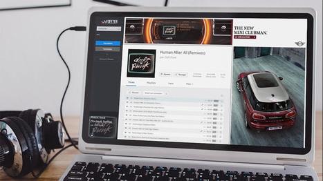 Votre playlist Deezer s'intègre dans une pub MINI | La Reclame | Radio 2.0 (En & Fr) | Scoop.it