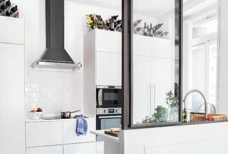 Une verrière dans la cuisine – Cocon de décoration: le blog | Décoration | Scoop.it