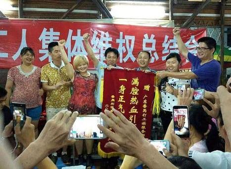 Rising worker activism in 'world's workshop' challenges China | Asian Labour Update | Scoop.it