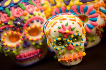 Day-of-the-Dead cookies | Food and recipes | Scoop.it