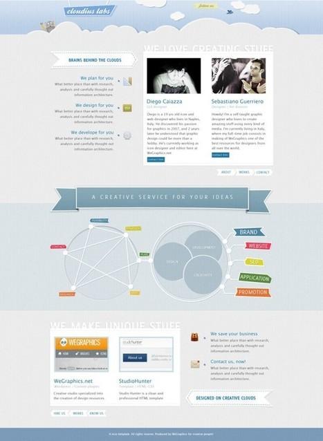 20 Best Web Design Photoshop Tutorials   mameara   Design Tutorial   Scoop.it