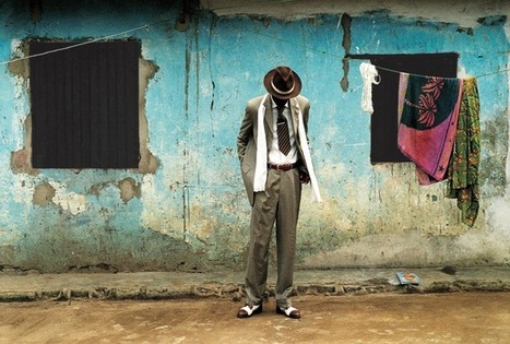 WHO IS THE DANDY MAN? The Congo Subculture Uncovered | Fashion, Style & Design | Scoop.it