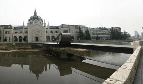 Insolite : un pont en forme de looping à Sarajevo | Architecture insolite | Scoop.it
