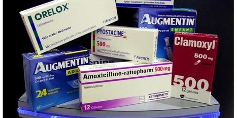 Antibiotiques : la France, triste championne des prescriptions - Sciences et Avenir | Actualités Sciences | Scoop.it