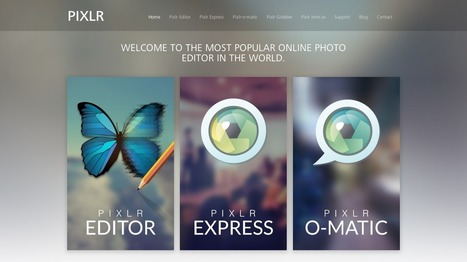 top 3 photo editors free online | Tech & Education | Scoop.it