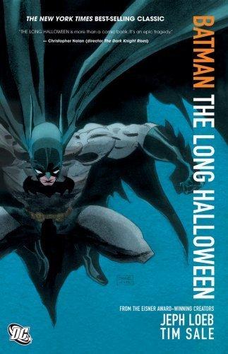 Batman: The Long Halloween By : Jeph Loeb | Ebook Store | Scoop.it