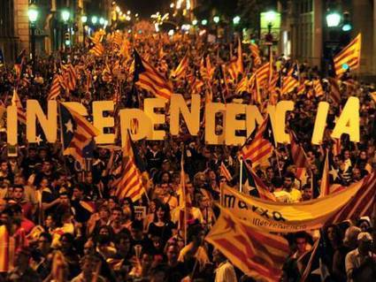 Goodbye Spain, Hello Europe? | REPUBLIC OF CATALONIA TIMES | Scoop.it