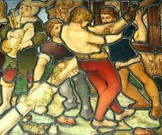 May Pole Dancing | Historia de la Danza en la Edad Media | Scoop.it