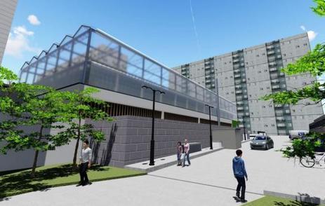 Sur ce toit, la première ferme urbaine de Paris | Agriculture urbaine et rooftop | Scoop.it