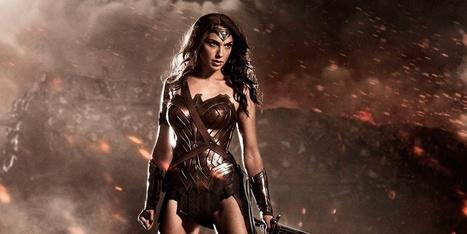In Case You Were Wondering, Wonder Woman Is Officially Queer | Vloasis sex corner | Scoop.it