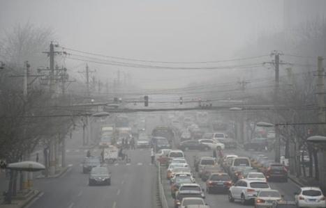 La pollution fait 5 millions de morts dans le monde, la moitié en Chine et Inde | Développement durable et efficacité énergétique | Scoop.it